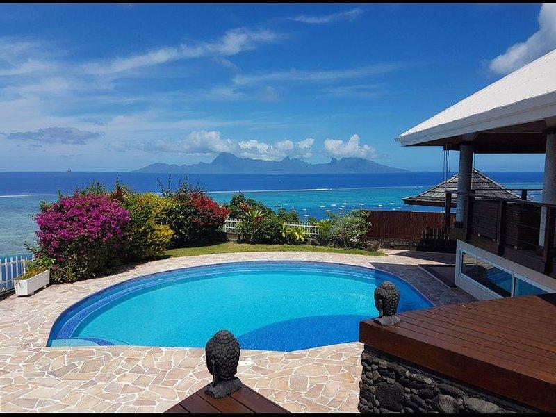 Villa Te Tavake - Tahiti - Image 1 - Punaauia - rentals