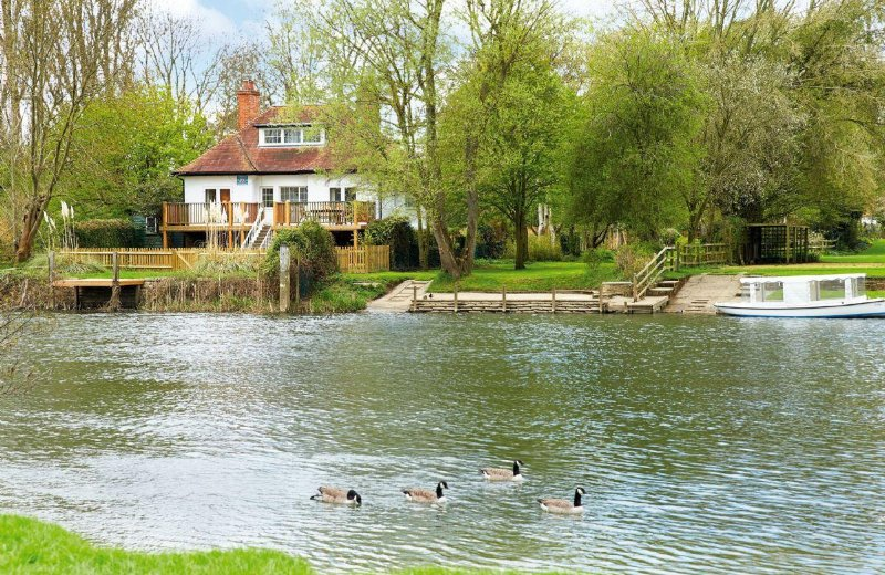 The Ferry House - Image 1 - Wallingford - rentals