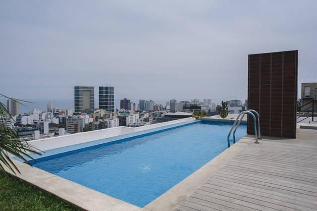 PERU APARTMENTS RENT -  NEXT LARCOMAR POOL GYM - Image 1 - Lima - rentals