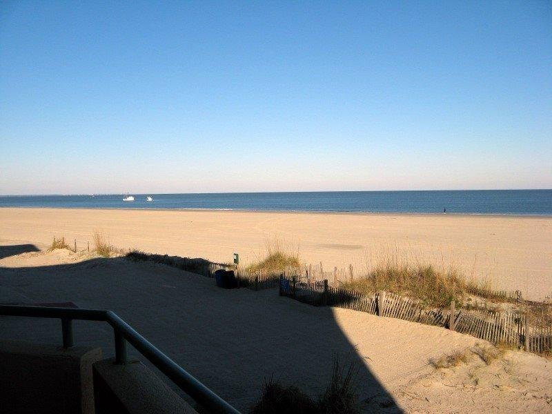 DeSoto Beach Club Condominiums Unit 110 - Ocean Front - Panoramic Vistas of the - Image 1 - Tybee Island - rentals