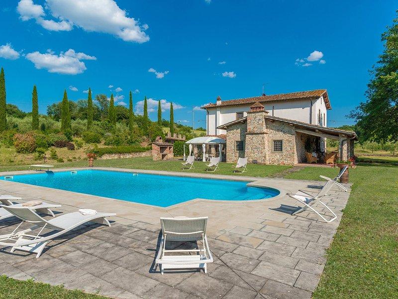 Casale La Splendida 10 - Image 1 - Bucine - rentals