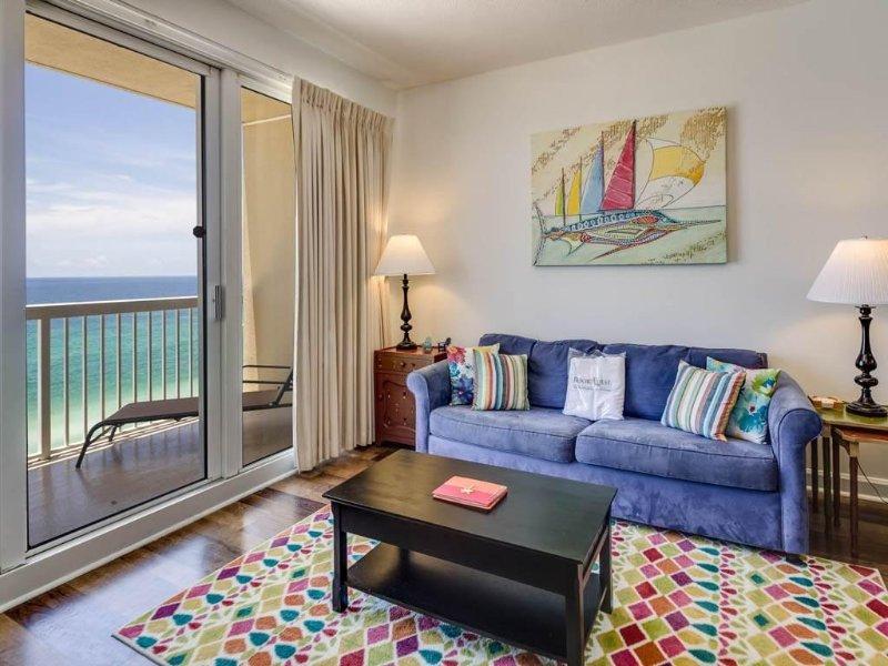 Seychelles Beach Resort 1005 - Image 1 - Panama City Beach - rentals