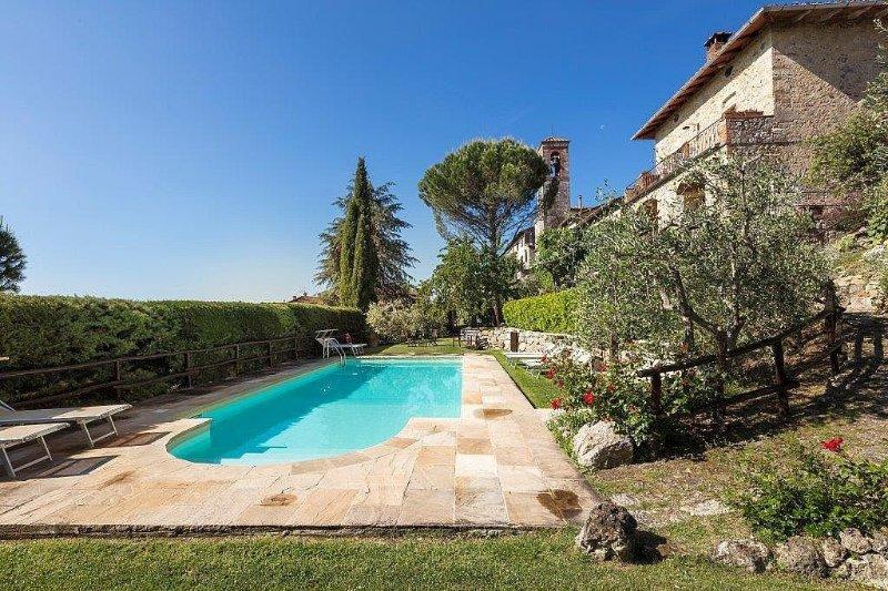Casa Ninfea B - Image 1 - Castel San Gimignano - rentals