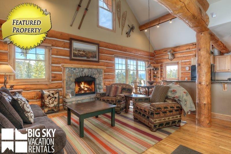 Big Sky Resort | Powder Ridge Cabin 7 Little Shadow Catcher - Image 1 - Big Sky - rentals