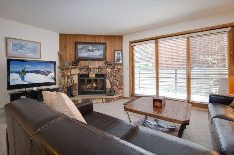 Snowdance Manor 206 - Walk to slopes, indoor pool and hot tub, Mountain House! - Image 1 - Keystone - rentals