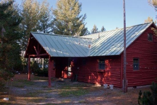 #130 Property with protected dock & cove on Moosehead Lake - Image 1 - Greenville - rentals