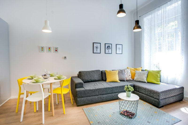 Cosy and elegant apartment in downtown of Zagreb - Image 1 - Zagreb - rentals