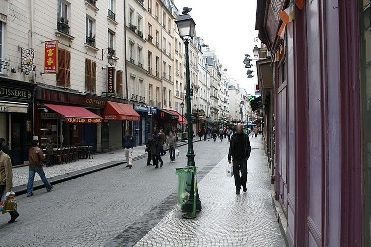 parisbeapartofit - Montorgueil, CLERY (979) - Image 1 - Paris - rentals
