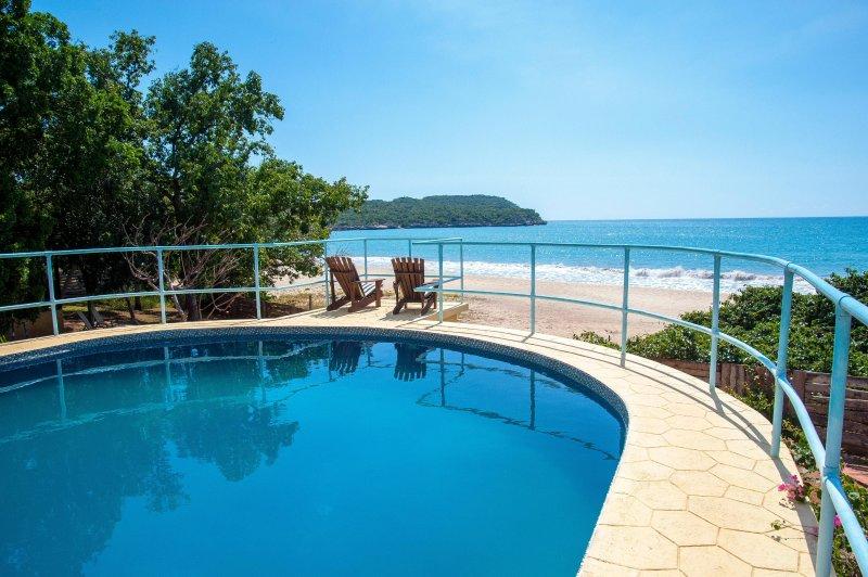 Bliss By The Sea: Villa w/ Pool & Beach Access - Image 1 - Treasure Beach - rentals