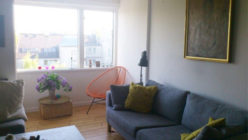 2 bedrooms, 1 bathroom - Penthouse Copenhagen apartment at Christianshavn - Copenhagen - rentals