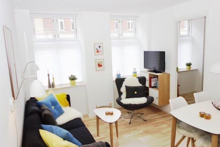 2 bedrooms, 1 bathroom - Nice refurbished Copenhagen apartment at Amager - Copenhagen - rentals