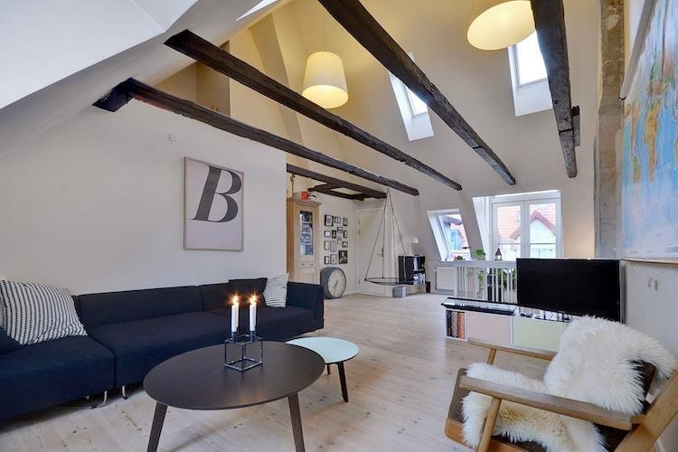 2 bedrooms, 1 bathroom - Copenhagen apartment at trendy Islands Brygge - Copenhagen - rentals