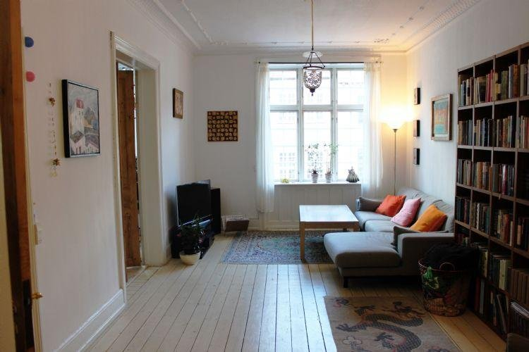 2 bedrooms, 1 bathroom - Nice Copenhagen apartment close to Amalienborg Castle - Copenhagen - rentals