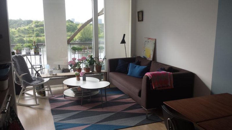 Lovely modern Copenhagen apartment near Harbour bath - Image 1 - Copenhagen - rentals