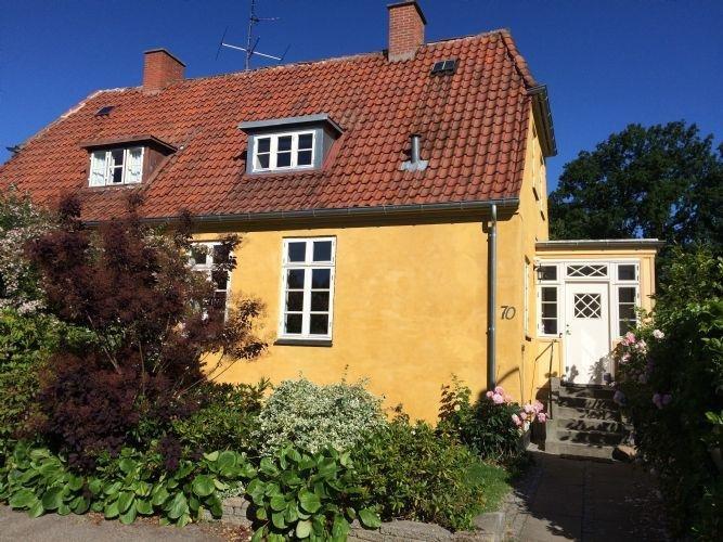 Nice Copenhagen house at Frederiksberg - Image 1 - Copenhagen - rentals