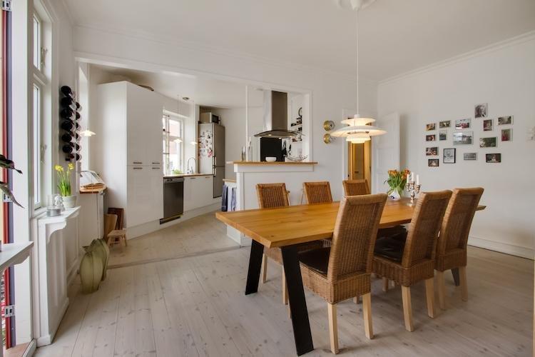 2 bedrooms, 1 bathroom - Lovely bright Copenhagen apartment at Islands Brygge - Copenhagen - rentals