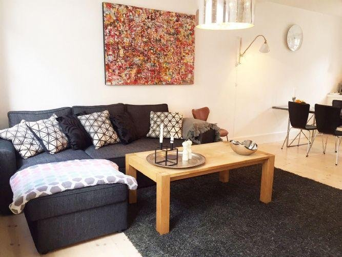 3 bedrooms, 1 bathroom - Unique Copenhagen apartment and exclusive location - Copenhagen - rentals