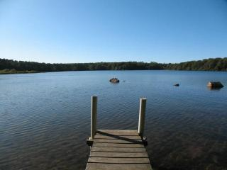 Waterviews of Lower Mill Pond with private dock - BR0126 - Brewster vacation rentals