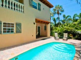 Pool area - The Oasis - 4002 6th Ave - Holmes Beach - rentals