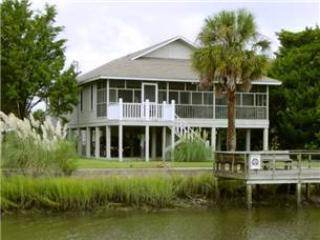 Idyll Daze Creek House - Image 1 - Pawleys Island - rentals