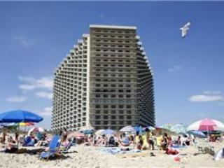 Comfortable Condo with 2 Bedroom, 2 Bathroom in Ocean City (SEA WATCH 1808) - Ocean City vacation rentals