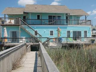 Bright House with Internet Access and Fireplace - Emerald Isle vacation rentals
