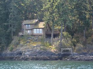 Channel House on San Juan Island - San Juan Island vacation rentals
