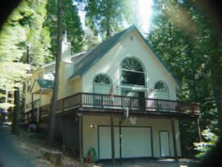 Luxury mountain home- gourmet kitchen, deck, fireplace, sledding hill - Sierra Village vacation rentals