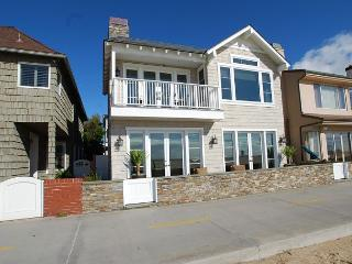 Brand New 5 Bedroom Oceanfront Single Family Home! (68301) - Newport Beach vacation rentals