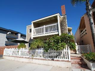 Newly Renovated - One House From Sand at Newport's Best Surf Break! (68111) - Balboa Island vacation rentals