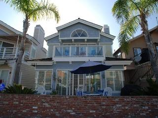 Beautiful 2 Story Bayside Single Family Home! Rooftop Deck! (68233) - Balboa Island vacation rentals