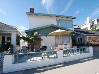 Updated 2 Story Bayside Single Family Home! Bay Views! (68183) - Balboa vacation rentals