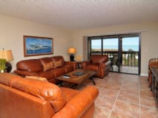 Living Room and Lanai 2 - Chinaberry 454 - Siesta Key - rentals
