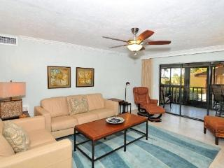 Crescent Beach Gulf Side 3BR/2BA- Buttonwood 417 - Siesta Key vacation rentals