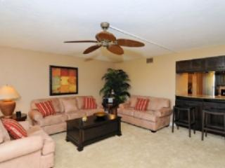 Living area - Firethorn 821 - Siesta Key - rentals