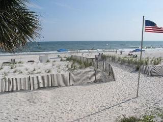 Welcoming Beachside Condo ~ Bender Vacation Rentals - Gulf Shores vacation rentals