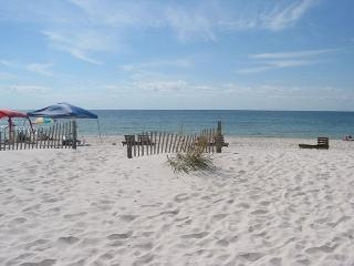 Clearwater 4A~E. Corner Beachfront Condo, Gulf View~Bender Vacation Rentals - Gulf Shores vacation rentals