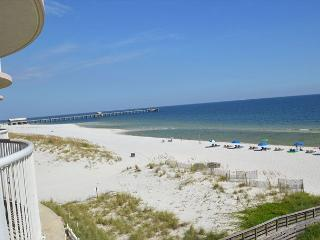 Royal Palms 406 ~Beachfront Condo with Indoor Hot Tub~Bender Vacation Rentals - Gulf Shores vacation rentals
