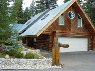 Spacious Log Home on Golf Course with Private Hot tub. - McCall vacation rentals
