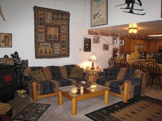 Mountain style condo, walk to down town and beach. - McCall vacation rentals