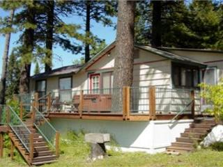 Cabin Style Home with Private Hot tub, Walk to Town and the Lake. - McCall vacation rentals