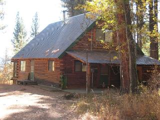 Log Cabin in a Wooded Setting with Beautiful Meadow Views - McCall vacation rentals