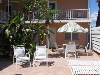Cocoa Palms 204, on Venice Avenue - Venice vacation rentals