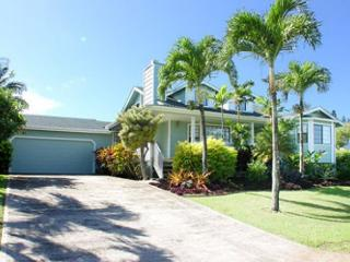 Comfortable, Tommy Bahama Furnished Home - Princeville vacation rentals