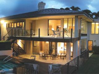 Kalani Villa:4 Bedroom home with pool and amazing golf course/mountain views! - Princeville vacation rentals