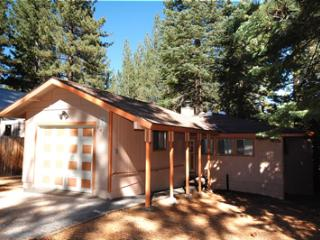 2 bedroom Cabin with Deck in South Lake Tahoe - South Lake Tahoe vacation rentals