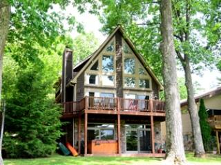 Perfect House with A/C and Hot Tub - Swanton vacation rentals