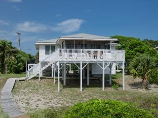 Ballentine - Classic Beach Front Home With 5 Star Sunset Views - Charleston Area vacation rentals
