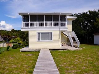 Davis - Small Beach Front Cottage With Screened Porch - Charleston Area vacation rentals