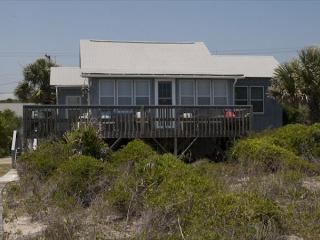 Glass House - Unique Beach Front Cottage - Charleston Area vacation rentals